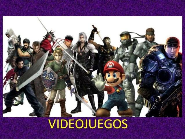 VIDEOJUEGOS VIDEOJUEGOS
