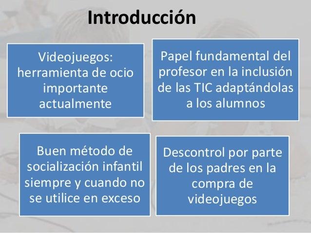 Videojuegos y educación Slide 2