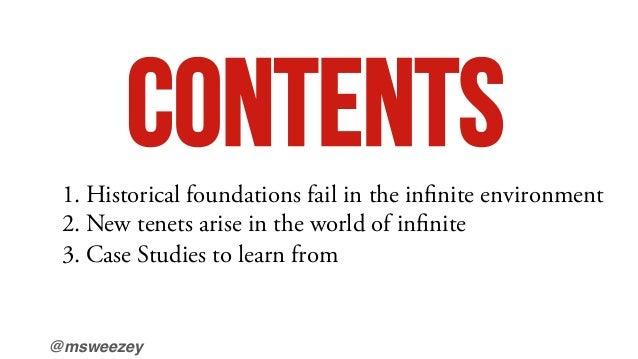 Video killed the radio star, marketing in the infinite environment  Slide 2