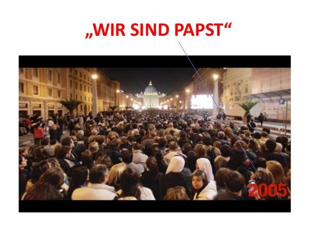 """""""Argentinien wird Papst"""""""