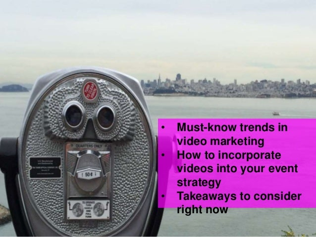 Is Your Event Video Strategy Where It Needs To Be? Slide 2