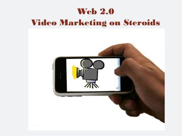 Web 2.0 Video Marketing on Steroids