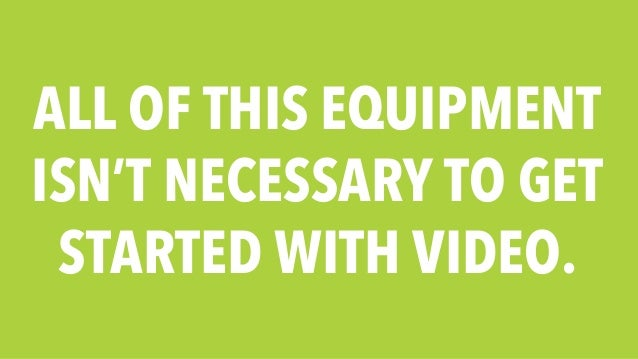 The Video Marketing Tools We Use at Digital Marketer  Slide 3