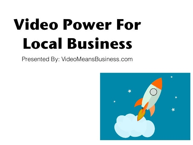 Video Power For