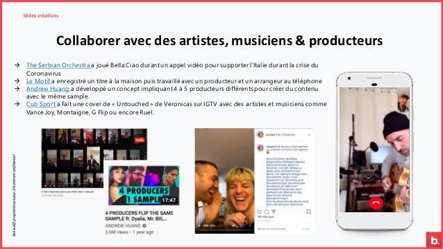 Believe@propriétéexclusive.Strictementconfidentiel Idées créatives Collaborer avec des artistes, musiciens & producteurs →...