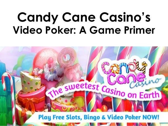 Candy Cane Casino's Video Poker: A Game Primer