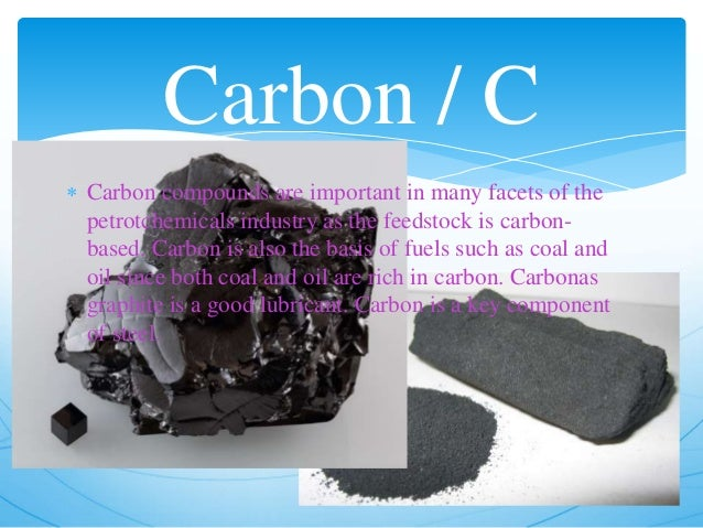 Common elements and their uses carbon sciox Images
