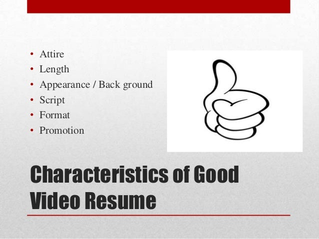 Video Resumes     The PLUS Company JFC CZ as Image titled Create a Successful Video Resume Step