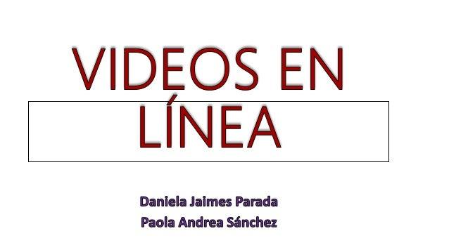 El vídeo en línea es el contenido de vídeo que se distribuye por Internet. La audiencia mayoritaria se debe, a la penetrac...