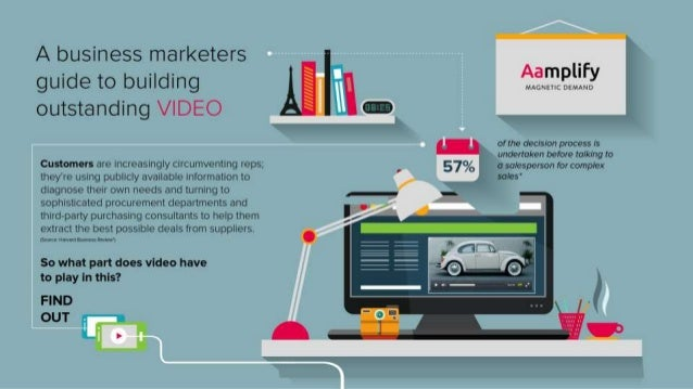 The Guide to Building Outstanding Video for Business and Content Marketing