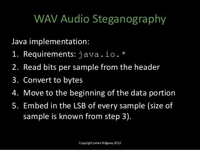 Video Steganography
