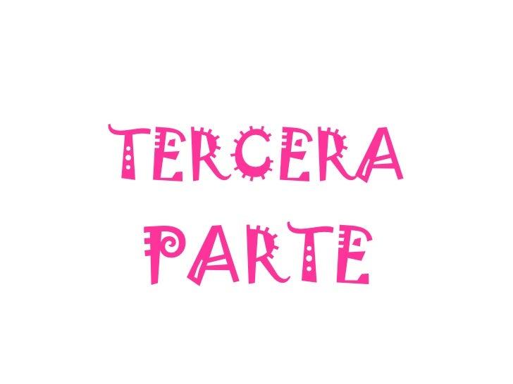 TERCERAPARTE