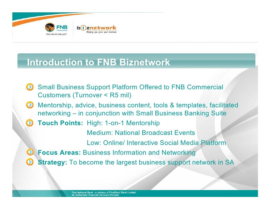 Video streaming technologies marcel klaasen fnb biznetwork 2 3 introduction to fnb biznetwork small business support platform cheaphphosting Choice Image
