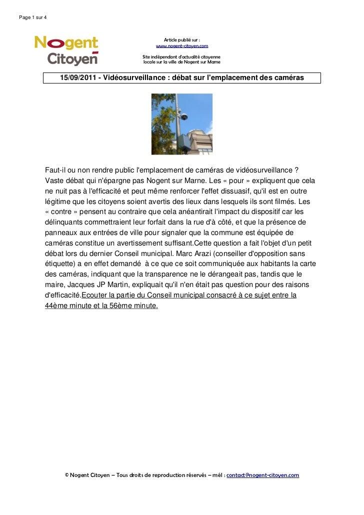 Page 1 sur 4                                                      Article publié sur :                                    ...