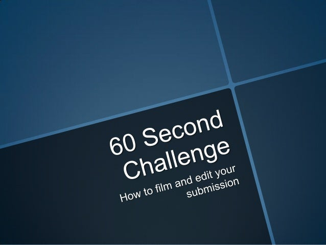 Video Structure• Decide what style youwant to go for:Talking to camera,voice over, text, stockfootage• If you need inspira...