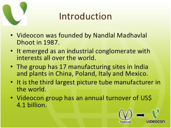 swot analysis of videocon