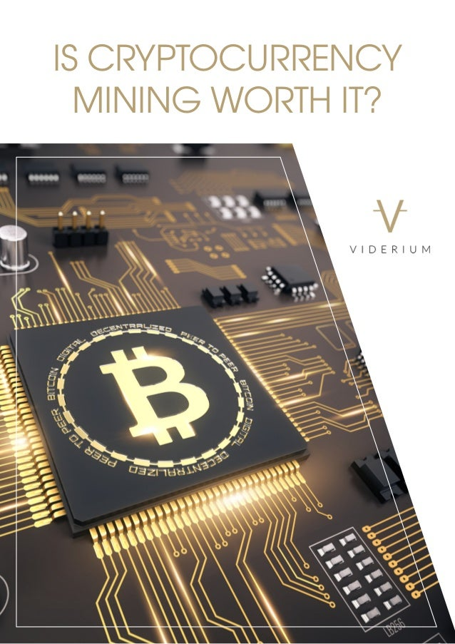 is crypto mining worth it