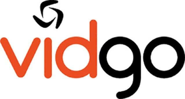 Vidgo tv streaming service
