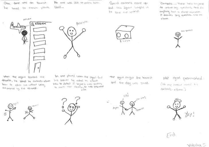 Vidisha's Storyboard