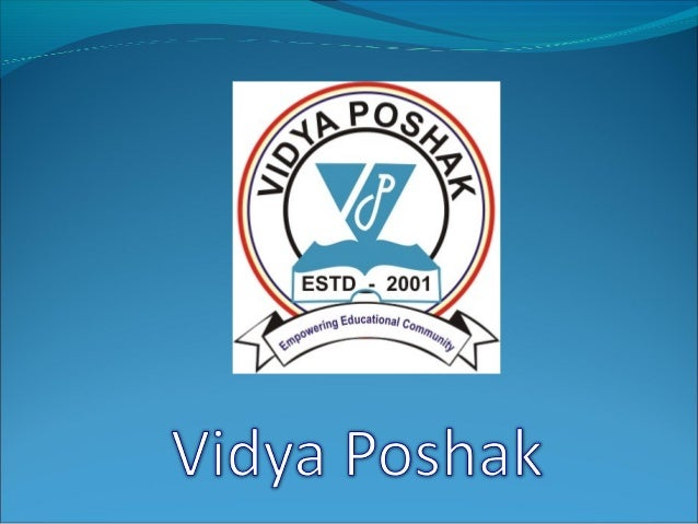W W Are ho e Vidya Poshak is a Civil Society Organisation working for Empowering the Educational community. Since the year...