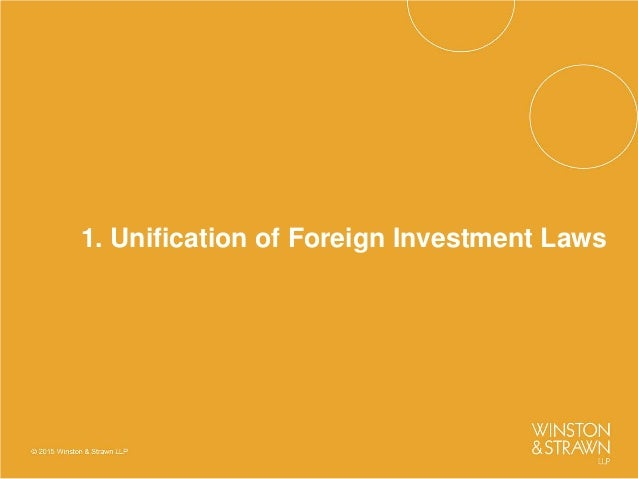 "prc law on sino foreign joint Inbound fdi into china must also abide by the ""three basic laws"",  foreign  law firms are allowed to form contractual joint ventures with."