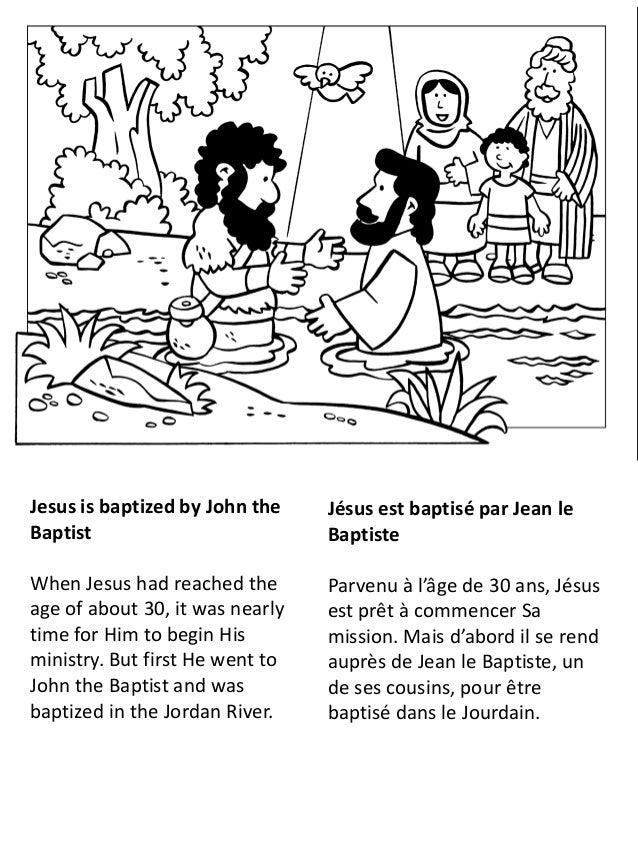 Vie De Jesus Cahier De Coloriage