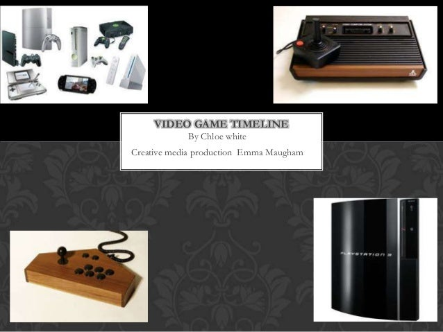 VIDEO GAME TIMELINE            By Chloe whiteCreative media production Emma Maugham