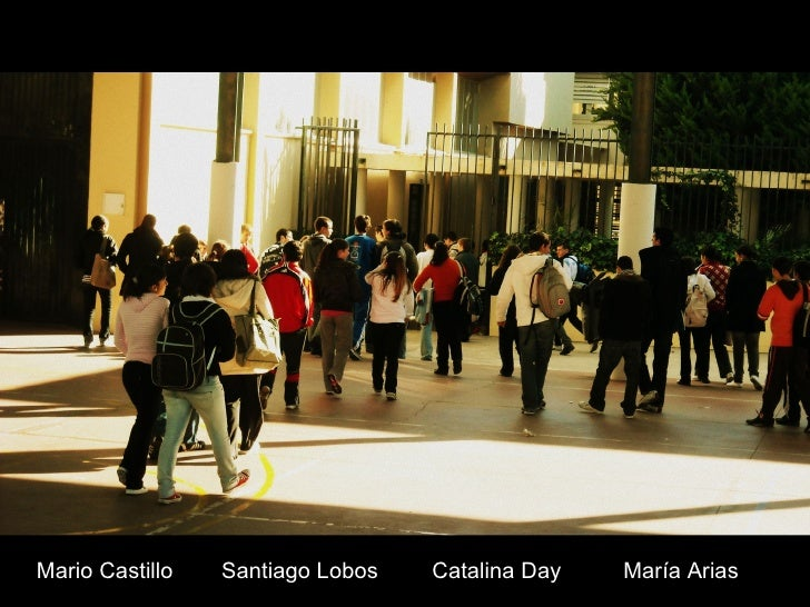 Mario Castillo Santiago Lobos Catalina Day   María Arias