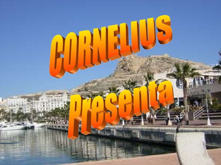 CORNELIUS Presenta