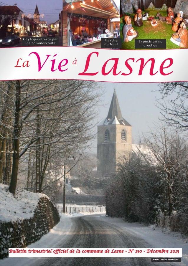 Citytrips offerts par les commerçants  Vie  La  Marché de Noël  à  Exposition de crèches  Lasne  Bulletin trimestriel offi...