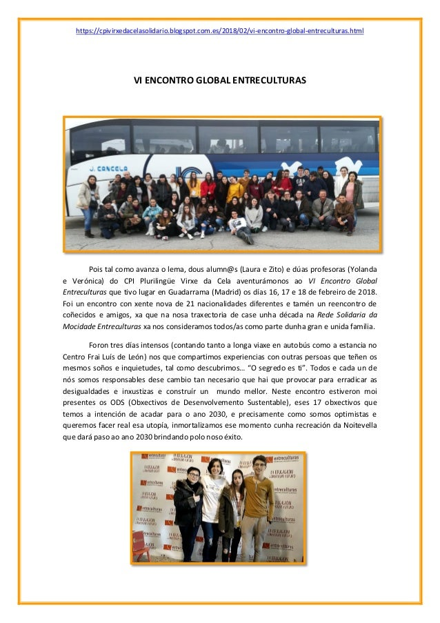 https://cpivirxedacelasolidario.blogspot.com.es/2018/02/vi-encontro-global-entreculturas.html VI ENCONTRO GLOBAL ENTRECULT...