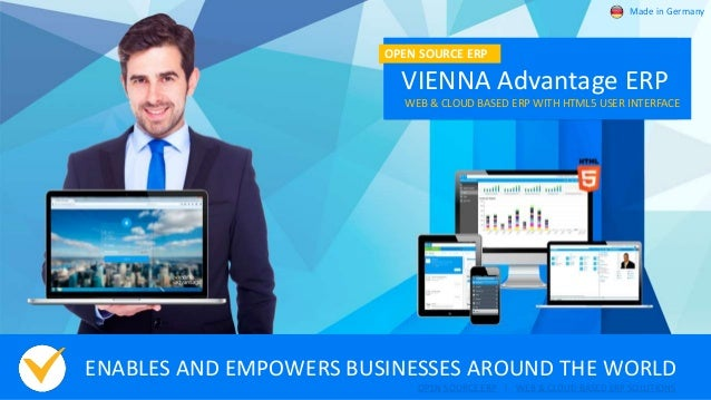 ENABLES AND EMPOWERS BUSINESSES AROUND THE WORLD OPEN SOURCE ERP   WEB & CLOUD BASED ERP SOLUTIONS OPEN SOURCE ERP VIENNA ...