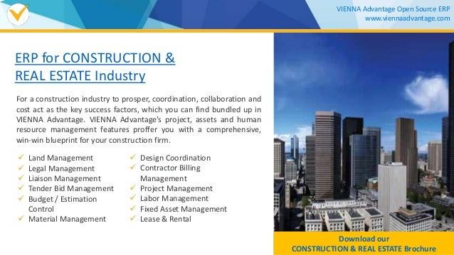 Open Source web and cloud ERP / CRM with HTML5 UI by Vienna Advantage