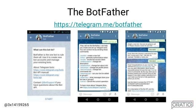 Telegram's Bot Platform