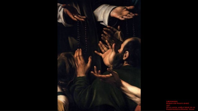 CARAVAGGIO The Crowning with Thorns c. 1603 Oil on canvas, 127 x 166 cm Kunsthistorisches Museum, Vienna