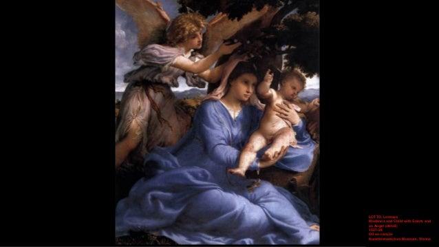 RAFFAELLO Sanzio Madonna of Belvedere (Madonna del Prato) 1506 Oil on wood, 113 x 88 cm Kunsthistorisches Museum, Vienna