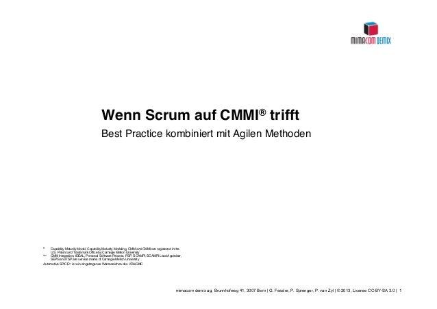 Automotive SPICE® ist ein eingetragenes Warenzeichen des VDA/QMC ® Capability Maturity Model, Capability Maturity Modeling...