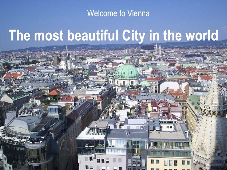 Vienna Touristic Sites