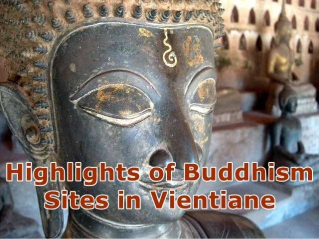 Vientiane, the capital of Laos is one of Southeast Asia's smaller capitals with a population of just 800.000. A legend say...