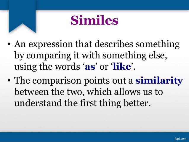 as keen as simile