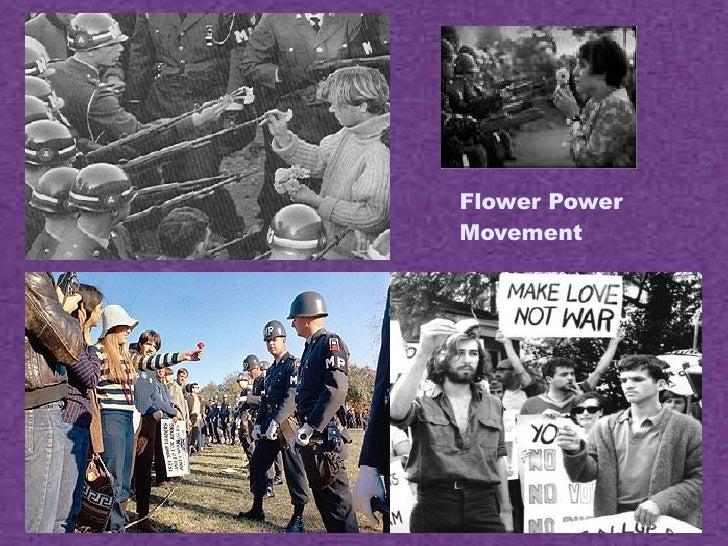 Flower Power Movement