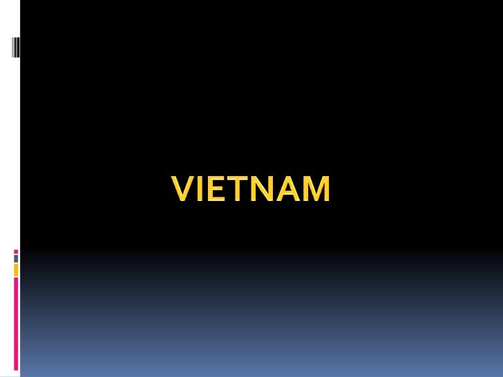 VIETNAM<br />