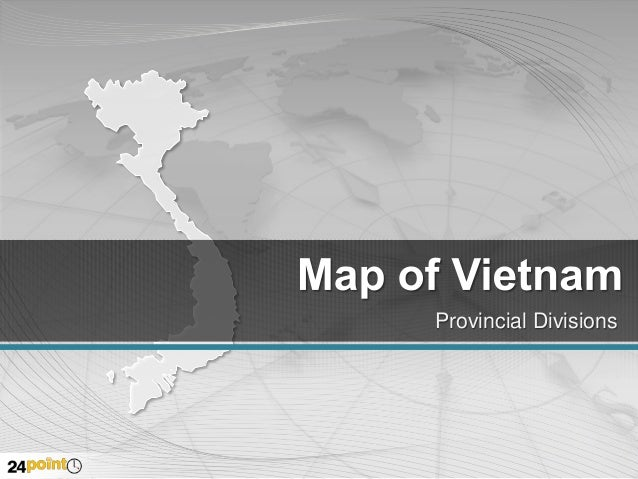 Editable ppt map of vietnam toneelgroepblik Images