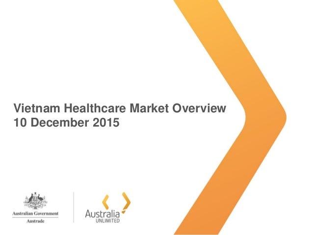 Vietnam Healthcare Market Overview 10 December 2015