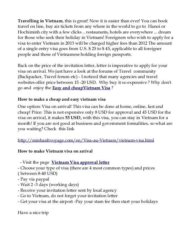 Vietnam travel guide book how to make cheap vietnam visa on arrival 4 spiritdancerdesigns Images