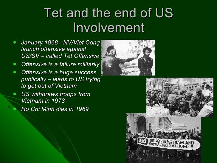 was the tet offensive a success or failure for north vietnam How the tet offensive undermined american faith as reporters focused on tet as evidence of failure the communists in north vietnam remained strong and.