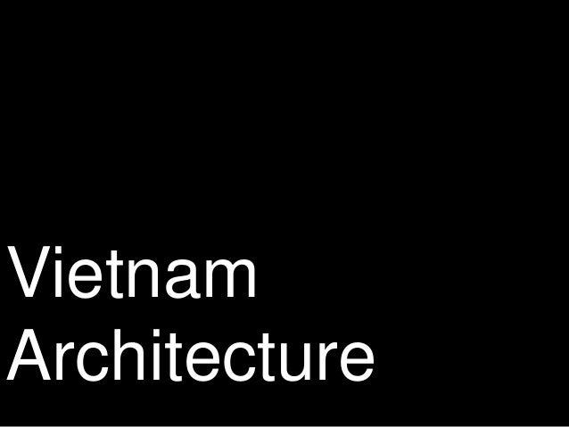 VietnamArchitecture