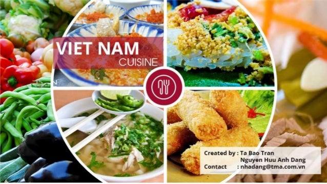 Cuisine Vietnam | Vietnam Cuisine