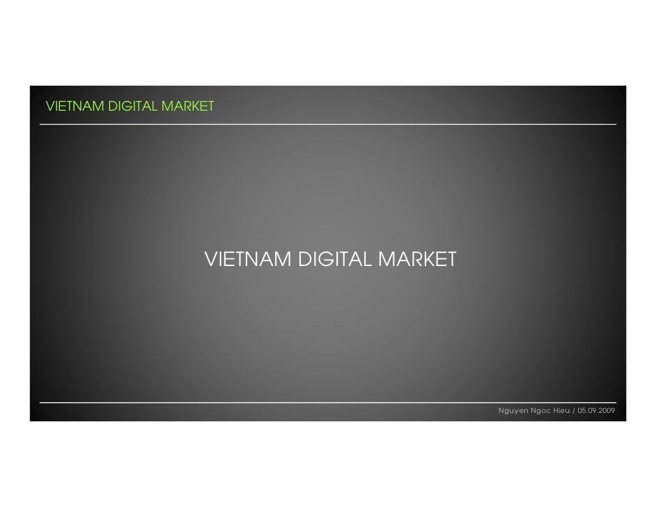 VIETNAM DIGITAL MARKET                         VIETNAM DIGITAL MARKET                                                  Ngu...