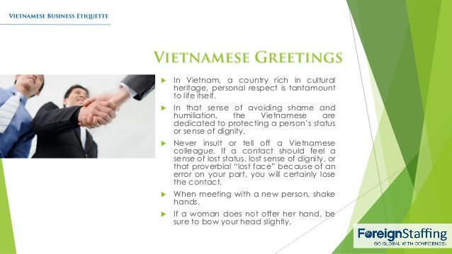 Vietnamese business etiquette 3 in vietnam reheart Choice Image